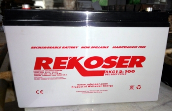 Gel Deep Cycle Batteries RKG