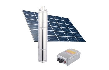 Helical Rotor Submersible Solar Water Pumps RWP-SMH, RWP-SMH+