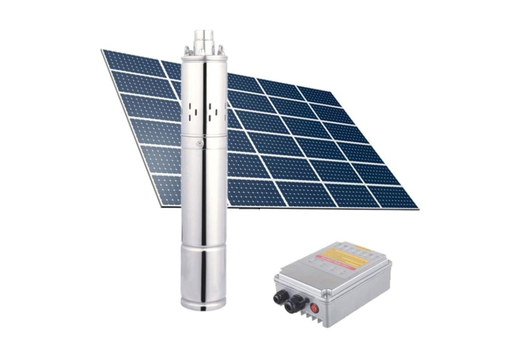 Helical Rotor Submersible Solar Water Pumps